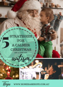Calming The Chaos & Enjoying The Festive Season Santa!