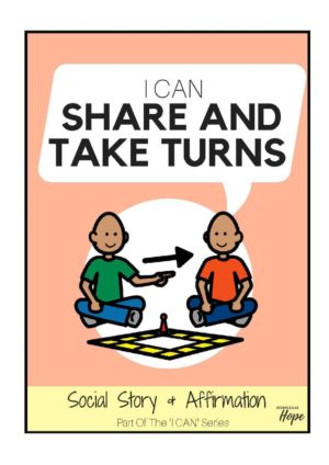 I Can Share and Take Turns