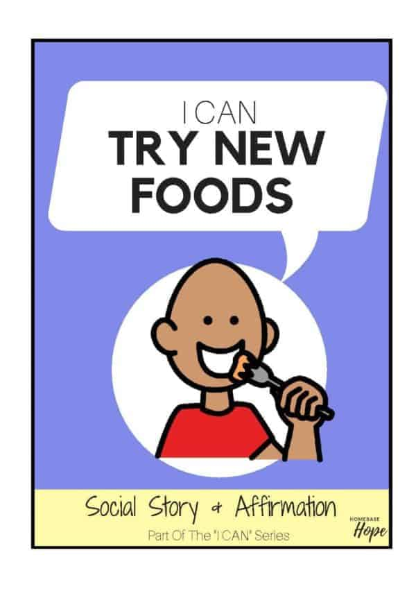 I Can Try New Foods